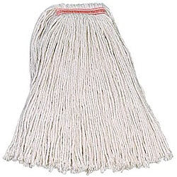 Rubbermaid Commercial Number 16 Size with 1-in Headband Cotton Value-Pro Mop