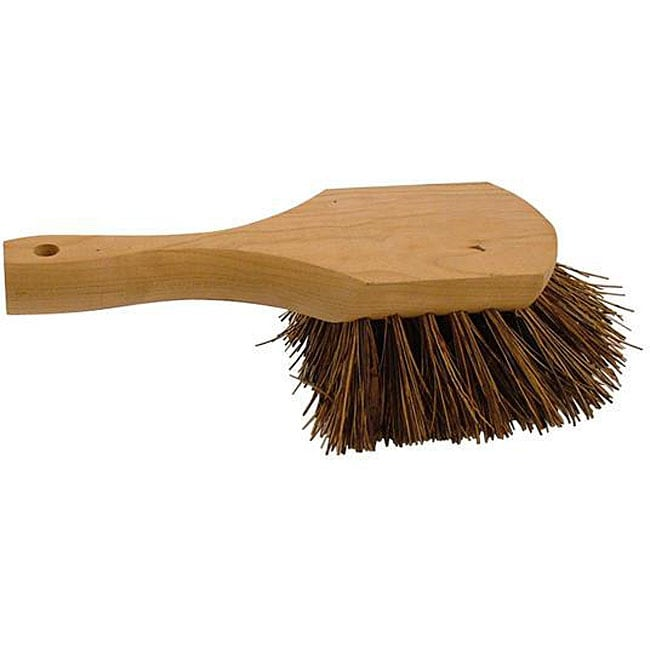 Zephyr Manufacturing 8-in Palmyra Wood Brush