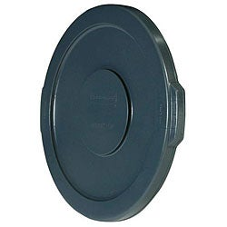 Rubbermaid Commercial Lid For 10 Gallon Brute Grey Container