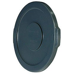 Rubbermaid Commercial Lid For 32 Gallon Gray Brute Container