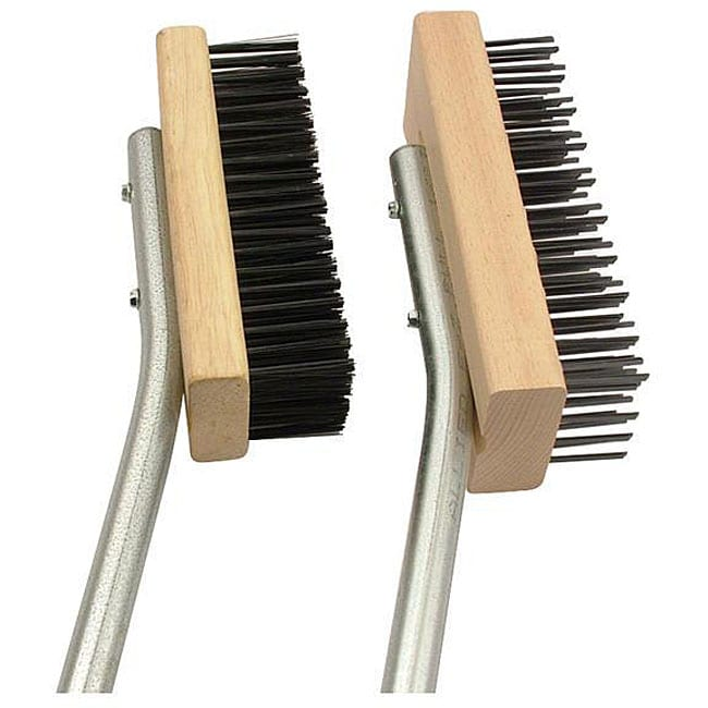 Craig and Sons Groovy Brush Grill Set