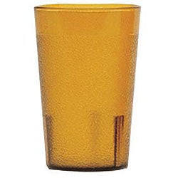 Cambro 8-oz Amber Colorware Tumbler (Case of 72)