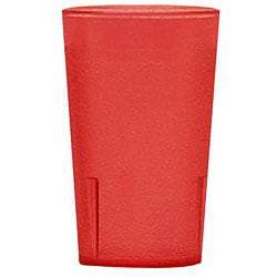 Cambro 9.5-oz Red Colorware Tumbler (Case of 72)