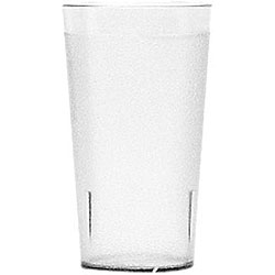 Cambro 12-oz Clear Colorware Tumblers (Case of 72)