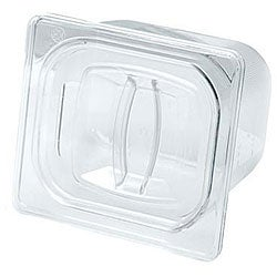 Rubbermaid 6 Inch Deep Clear Sixth Size Pan