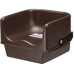 Cambro Single Height Brown Booster Seat