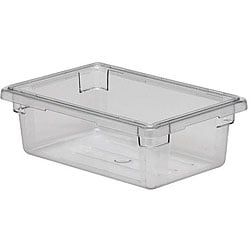 Cambro 3-gallon Clear Food Storage Container