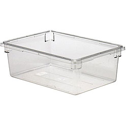 Cambro 12.5 Gallon Clear Food Storage Container