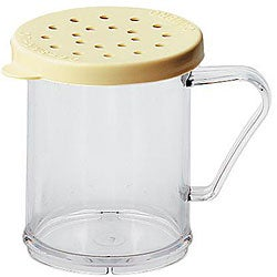 Cambro 10-oz Clear Cheese Shaker