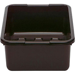 Cambro Brown Bus Box With Handles