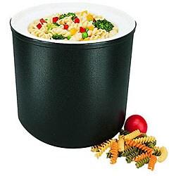 Carlisle Foodservice 2 Quart Black Coldmaster Crock