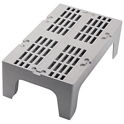 Cambro 36-inch Speckeled Gray Dunnage Rack