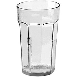 Cambro 8-oz Clear Laguna Break-Resistant Tumbler (Case of 36)