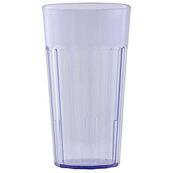Cambro 16-oz Slate Blue Newport Tumblers (Case of 36)