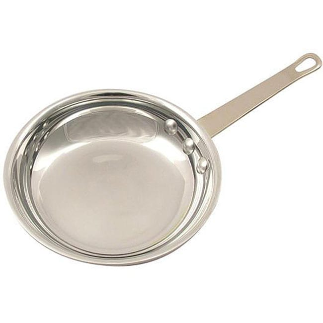 Challenger 7-in Aluminum Fry Pan