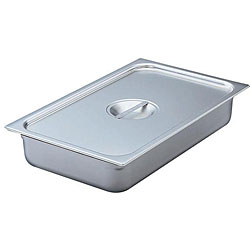 Vollrath Cover Half Solid