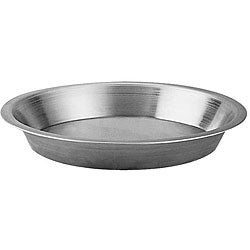 Johnson-Rose Corporation 10-in 18-gauge Aluminum Pie Pan