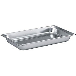 Vollrath 2.5-in Deep Full Size