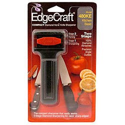 Edgecraft Corp 2 Stage Compact Sharpener|https://ak1.ostkcdn.com/images/products/4380804/Edgecraft-Corp-2-Stage-Compact-Sharpener-P12347408.jpg?impolicy=medium
