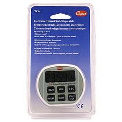 Cooper Instrument 24-hr Timer Clock Stop Watch