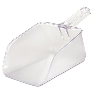 Rubbermaid Commercial Clear Bouncer Bar/ Utility Scoop