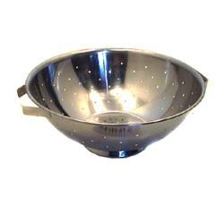 Vollrath Stainless Steel 5 Quart Colander - Thumbnail 2
