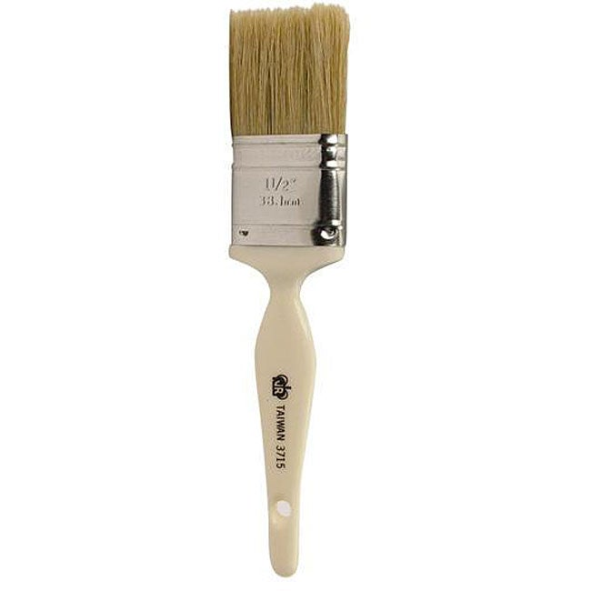 Johnson-Rose Corporation 1.5-in Natural Bristle Pastry Br...