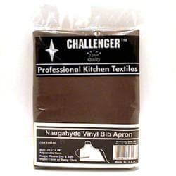 Challenger Brown Adjustable Naugahyde Apron