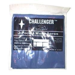 Challenger Royal Blue Three Pocket Waist Apron
