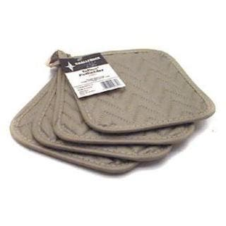 Challenger Pack of 4 Grey Silicone Potholder|https://ak1.ostkcdn.com/images/products/4381225/P12347791.jpg?impolicy=medium
