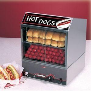 Nemco Hot Dog Steamer