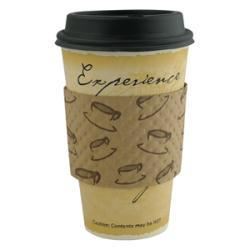Java Jackets 900LPN for 12 - 20 oz Coffee Cups (Case of 500) - Thumbnail 1