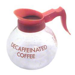 Wilbur Curtis Company Glass Decaf Coffee Pot