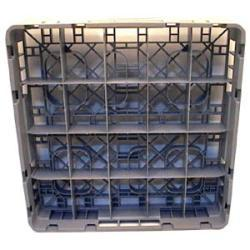 Cambro Full 20 Compartment Cup Rack
