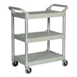 Rubbermaid Commercial Platinum Utility Cart