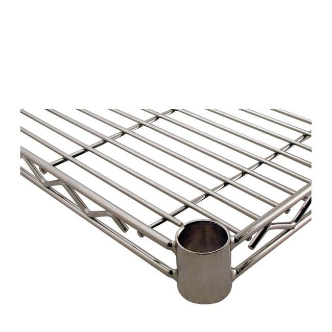 Challenger 14 x 24 Inch Chrome Wire Shelf