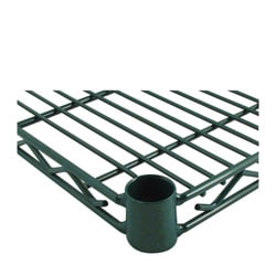Challenger 14 x 42 Inch Jade Wire Shelf
