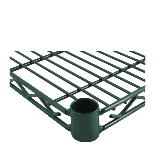 Challenger 18 x 42 Inch Jade Wire Shelf