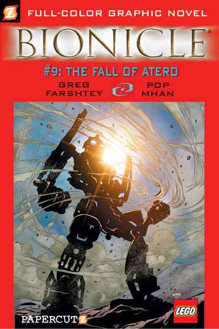 Bionicle 9: The Fall of Atero (Paperback)