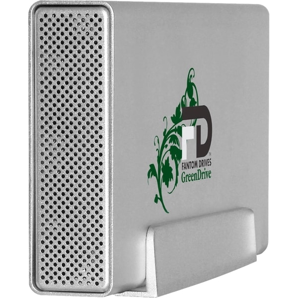 Fantom GreenDrive 2 TB External Hard Drive