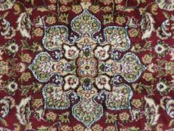 Anoosha Kashan Red Rug (7'10 x 10'10)