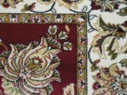 Anoosha Allover Kashan Red Rug (7'10 x 10'10) - Thumbnail 1