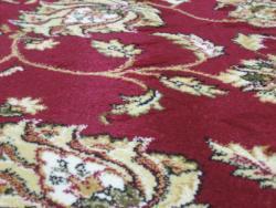 Anoosha Allover Kashan Red Rug (7'10 x 10'10) - Thumbnail 2
