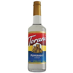 Torani 750-ml Peppermint Syrup (Pack of 12)