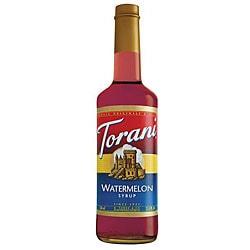 Torani 750MLTorani Watermelon Syrup (Pack of 12)