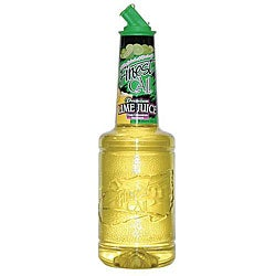 American Beverage Finest Call Lime Juice 1 Liter (Pack of 12)