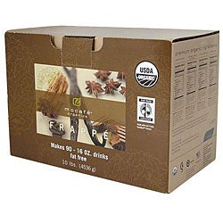 Mocafe IBC 10-lb Mocafe Organic Vanilla Latte