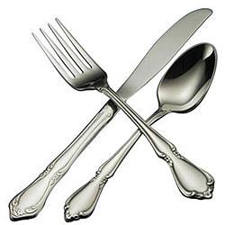 Oneida LTD Silversmiths Chateau Oval Bowl Soup Spoon (Case of 36)