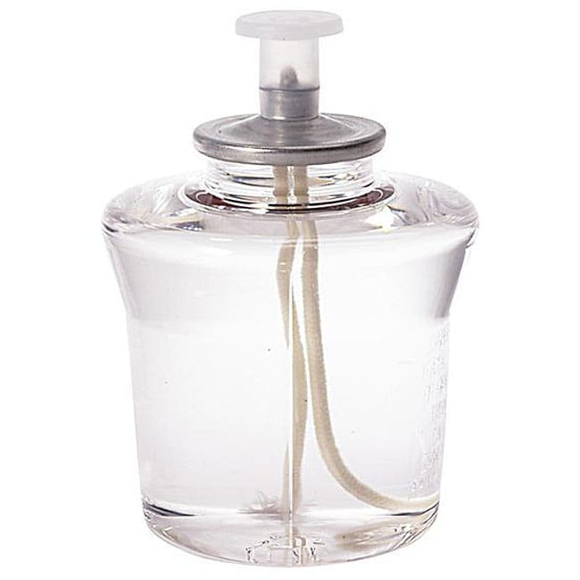 Candle Lamp Company 36 Hour Fuel Cell (Case of 36), Clear