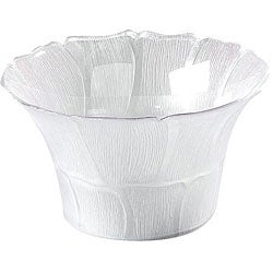 Carlisle Foodservice 9 3/4-in Clear Bell Petal Bowl